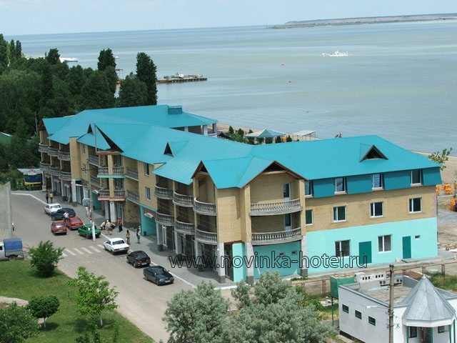 Гостиничный комплекс «Новинка». Фото: www.novinka-hotel.ru