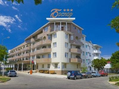 Отель Боспор. Фото: www.hotelbospor.ru