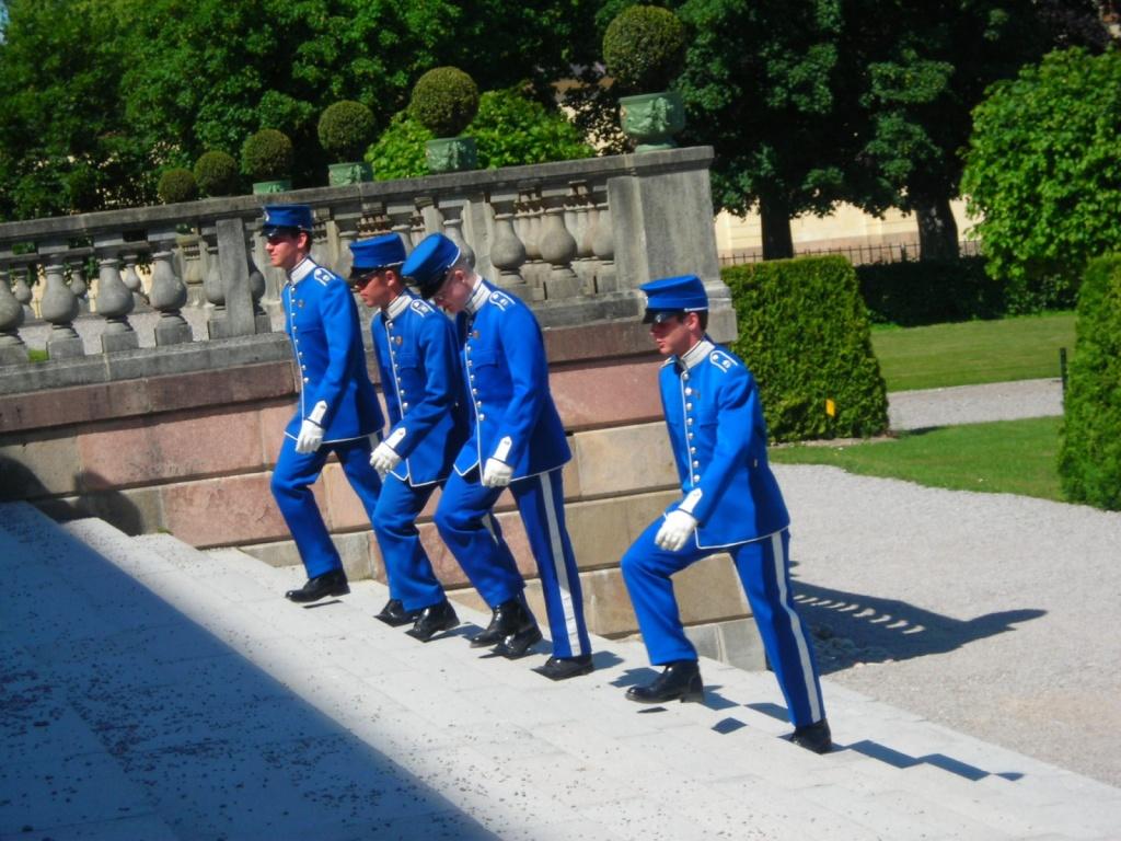 Королевские гвардейцы. Автор: Dorian. Фото:  www.flickr.com