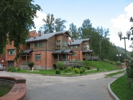 База «Манский Бриз». Фото: www.sayanring.ru