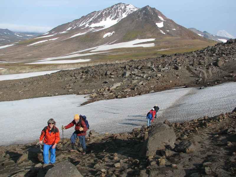 На туристическом маршруте. Фото: www.wildkamchatka.ru