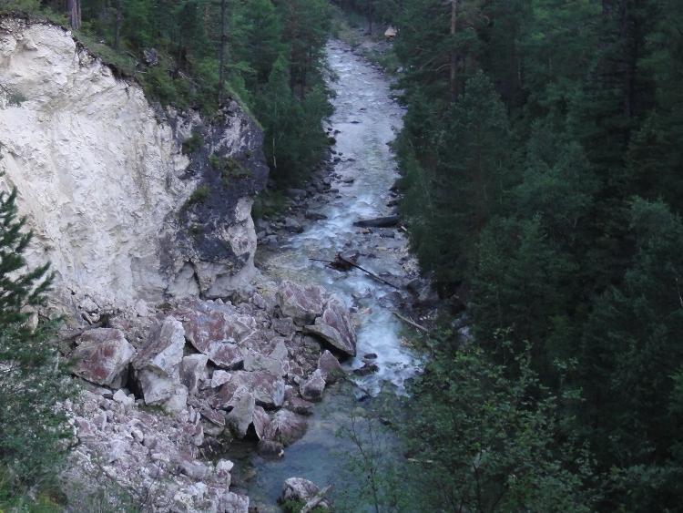 Река Кынгырда. Фото: Википедия.