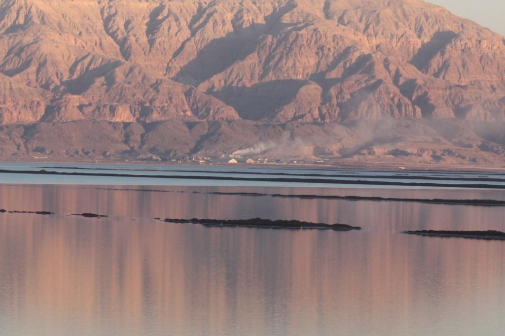 У Мертвого моря. Автор: nborun. Фото:  www.flickr.com
