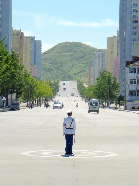 Регулировщик. Автор: yeowatzup. Фото:  www.flickr.com