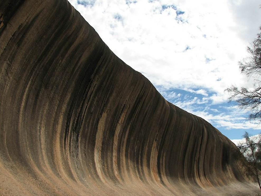 Каменная волна. Фото:  news.day.az