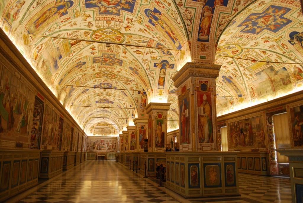 Музей Ватикана. Фото:   Kevin Gessner