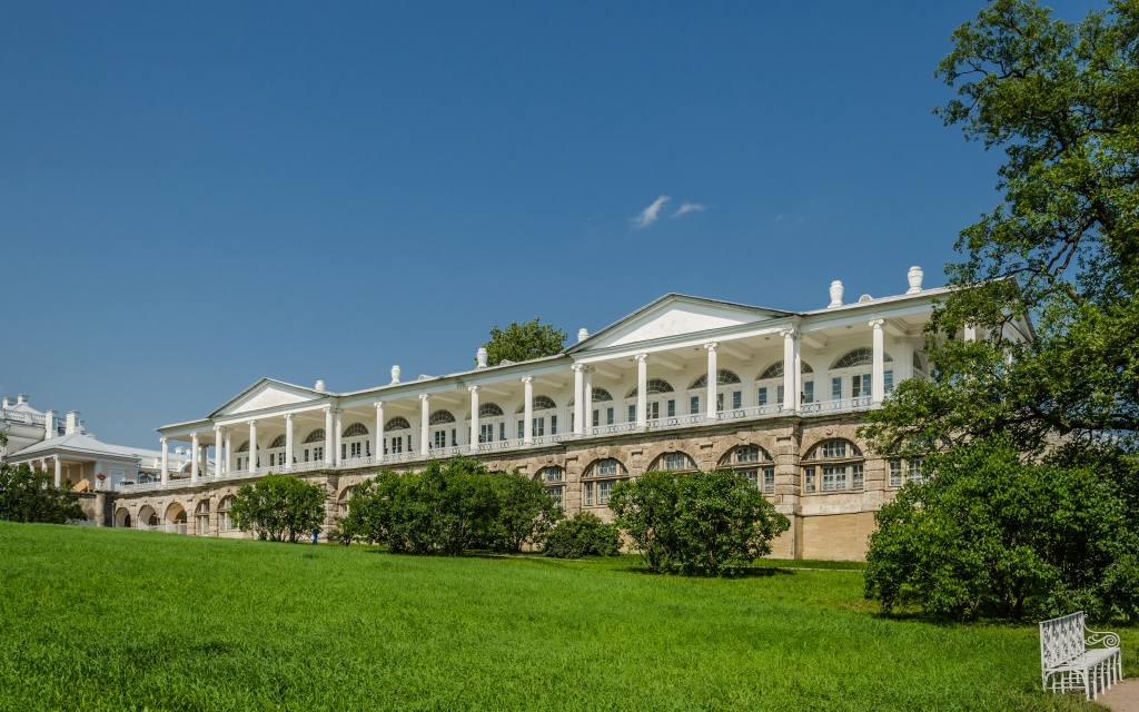 Камеронова галерея. Автор: Florstein. Фото:   wikimedia.org