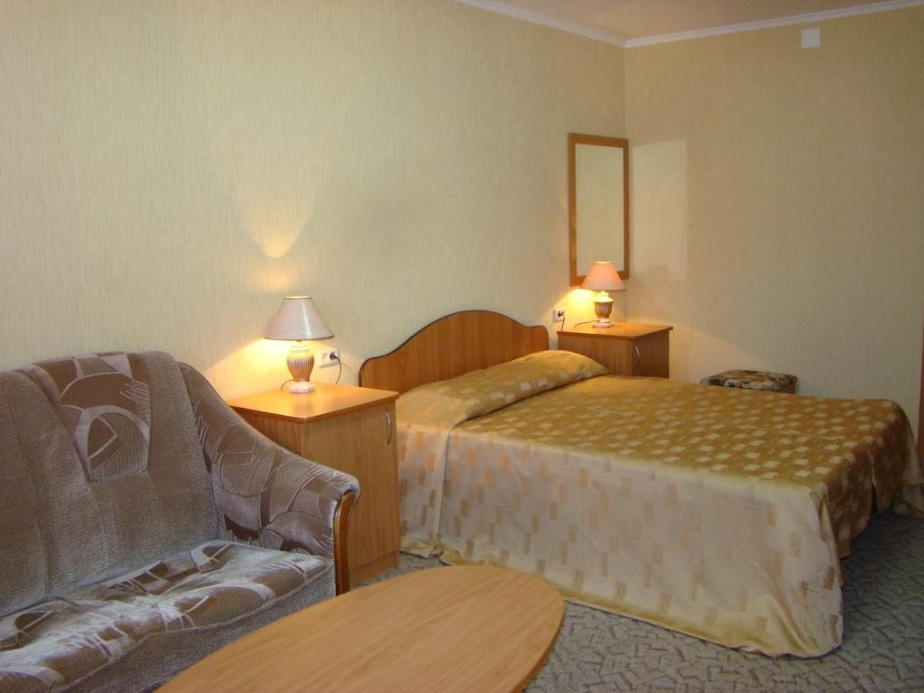 Номер «Стандарт Комфорт». Фото: www.sochi.tashir.com