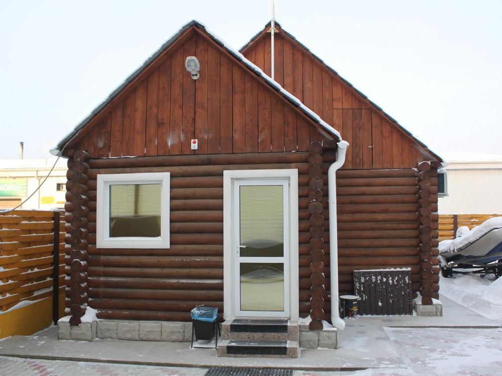 Гостиничный домик. Фото: www.24tranzit.ru