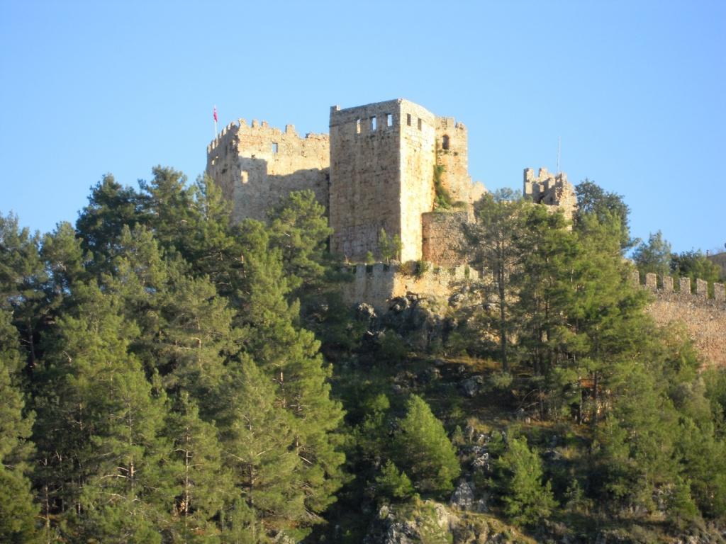 Крепость Аланьи. Автор: Eaglestein. Фото:  www.flickr.com