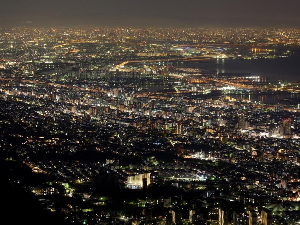 Осака. Фото:   eutrophication&hypoxia