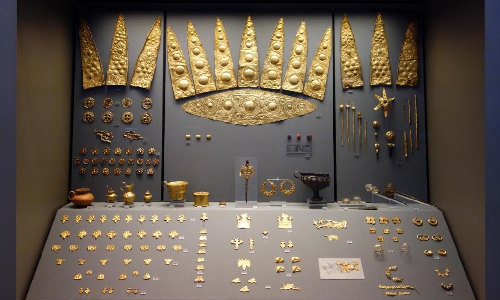 Археологический музей Микен. Автор: Steven Zucker. Фото:  www.flickr.com