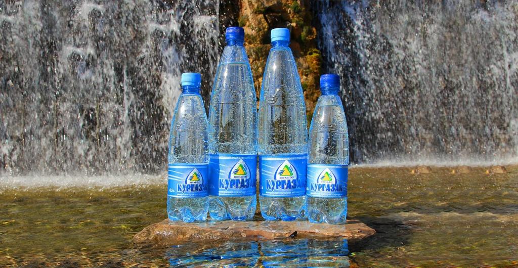 """Минеральная вода """"Кургазак"""""""