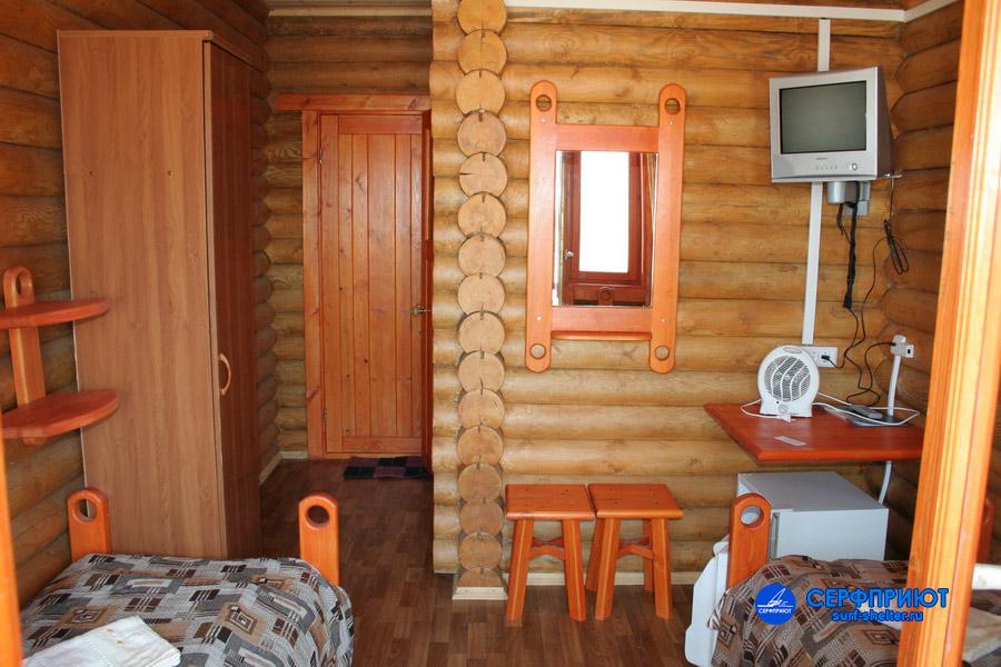 Эконом-номер. Фото: www.surf-shelter.ru