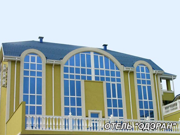 Частный отель «Эдэран». Фото: www.ederan.ru