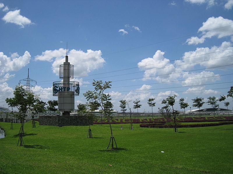 Хай-Тек Парк, Хошимин. Фото:  Тонкости_туризма