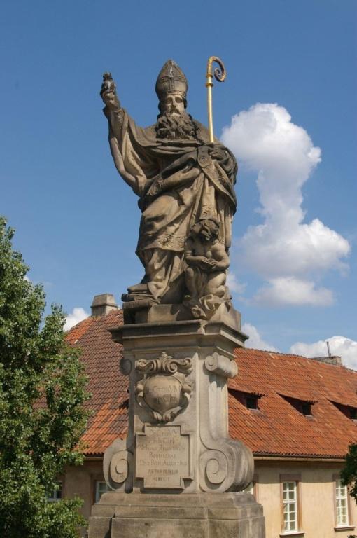 св. Августин. Автор: donald judge. Фото:  www.flickr.com