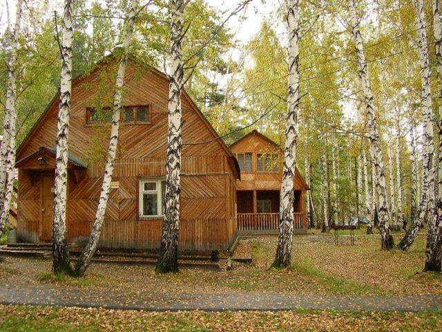 Коттедж. Фото: www.golubayael.ru