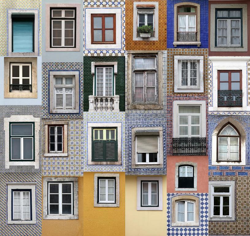 Окна Лиссабона. Фото с сайта  tonkosti.ru
