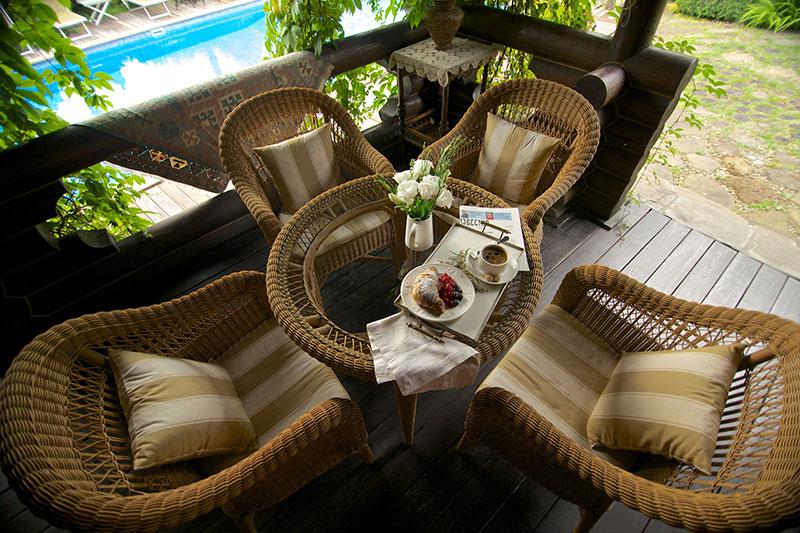 В ресторане. Фото: adler.provincehotels.ru