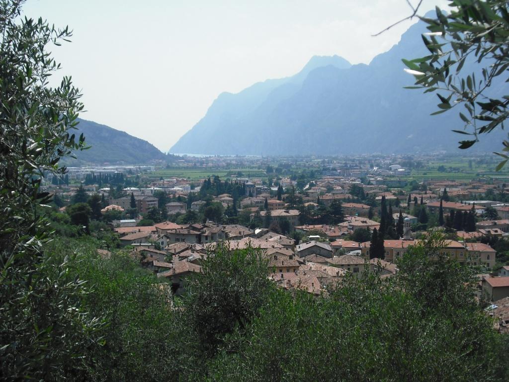 Панорама города Арко. Автор: Zavijavah. Фото:  wikimedia.org