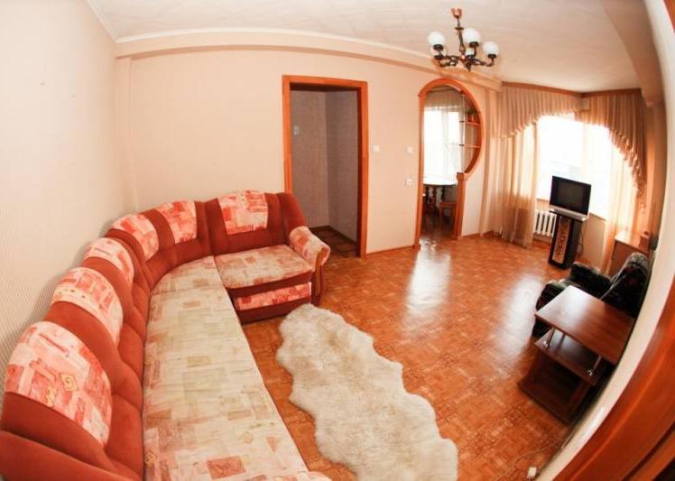 Двухкомнатная квартира. Фото: kraspremium.ru