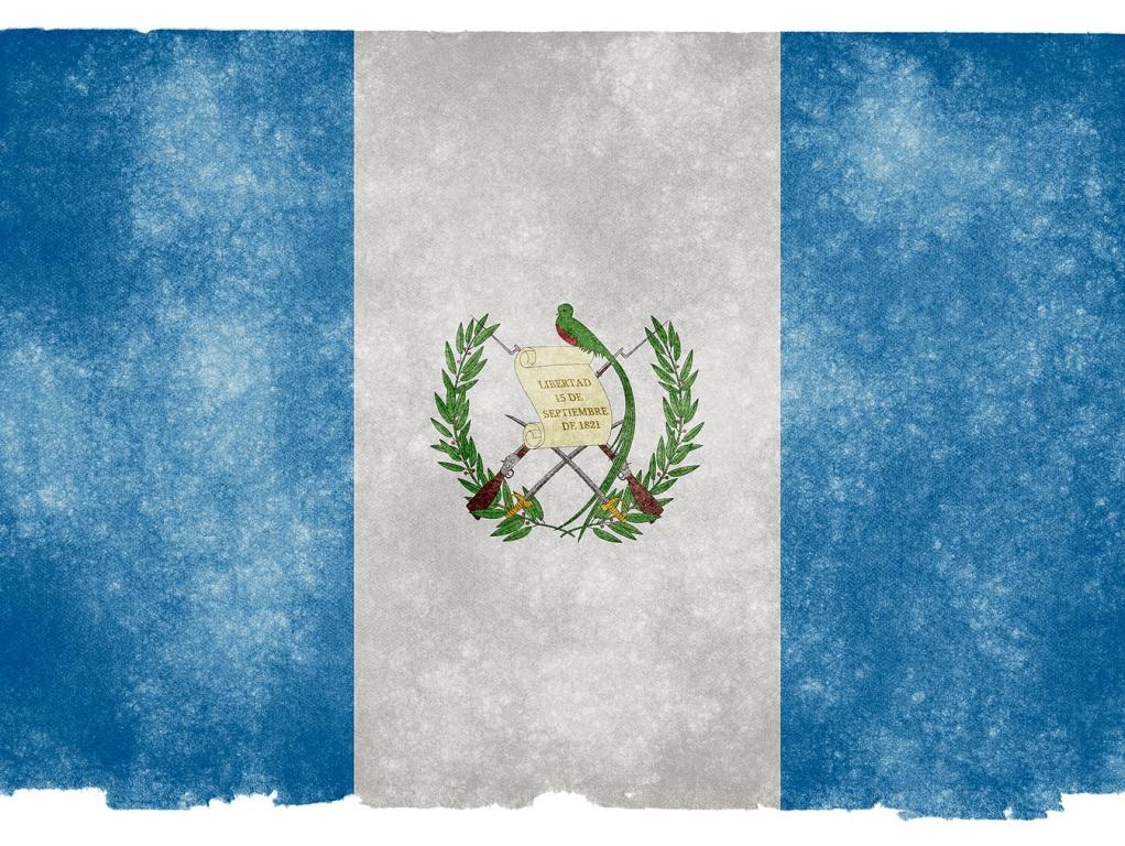 Флаг Гватемалы. Автор: Free Grunge Textures - www.freestock.ca. Фото:  www.flickr.com