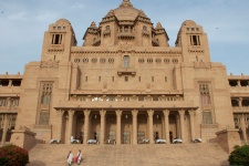 Дворец Умайд-Бхаван (Umaid Bhawan Palace)