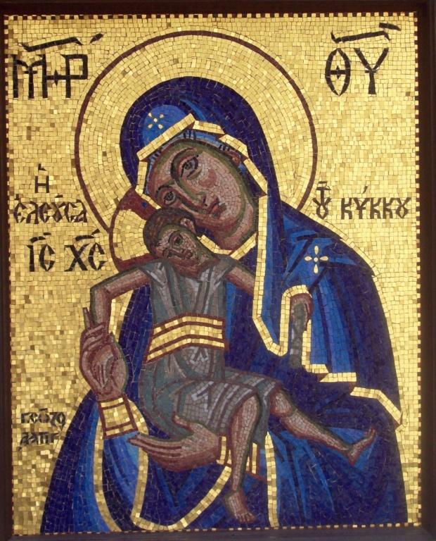 Икона Девы Марии. Автор:  Lcw27. Фото:  www.flickr.com