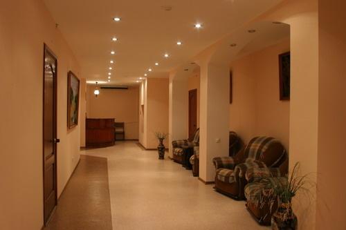 На этаже. Фото: www.robin-resto.ru