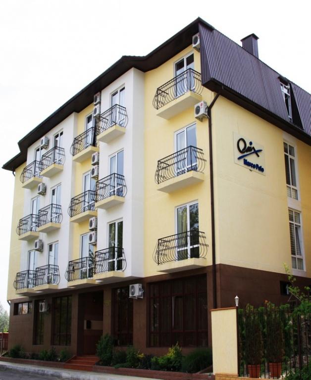Отель «Onix Марко Поло Анапа». Фото: www.onix-hotels.ru