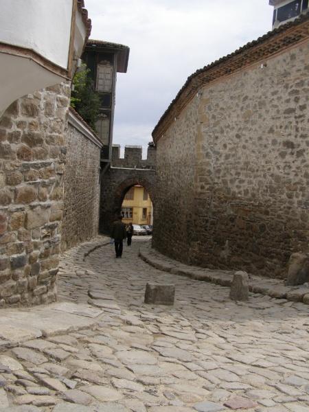 Улицы Старого Пловдива. Фото:  Тонкости_туризма