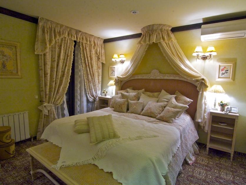 Номер в отеле «Green Hill». Фото: adler.provincehotels.ru