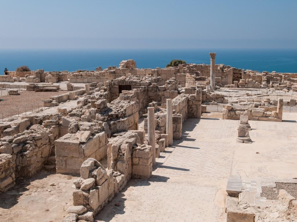 Останки раннехристианской базилики. Автор: Michal Osmenda. Фото:  www.flickr.com