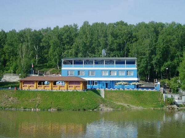 Вид на комплекс. Фото: www.7fridays.ru