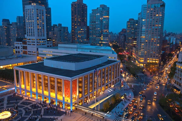 Линкольн-центр. Фото: www.americancities.ru