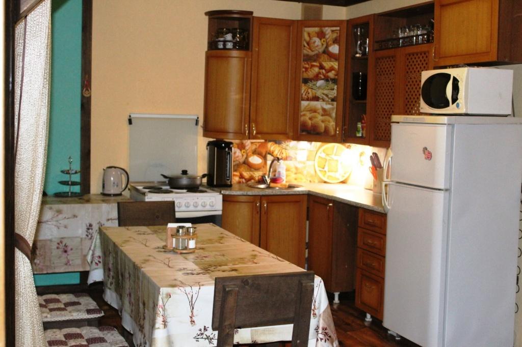 Общая кухня для самостоятельного приготовления пищи.