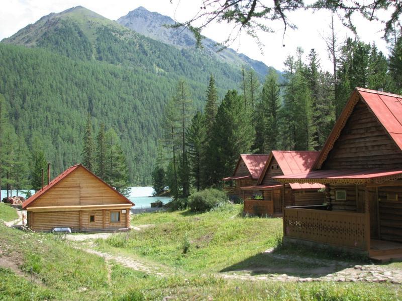 Турбаза «Кучерлинское озеро»   www.uch-sumer.ru
