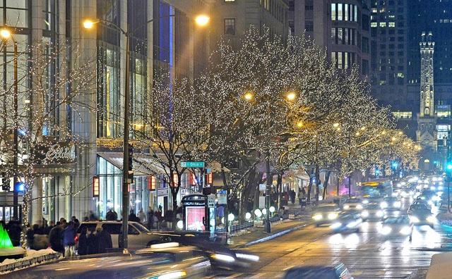 Великолепная миля. Фото с сайта www.americancities.ru