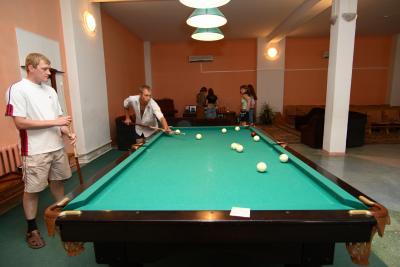 Бильярдный зал. Фото: sanang.ru