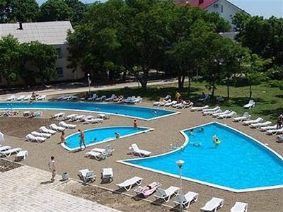 Комплекс бассейнов. Фото: www.malbuhta.ru