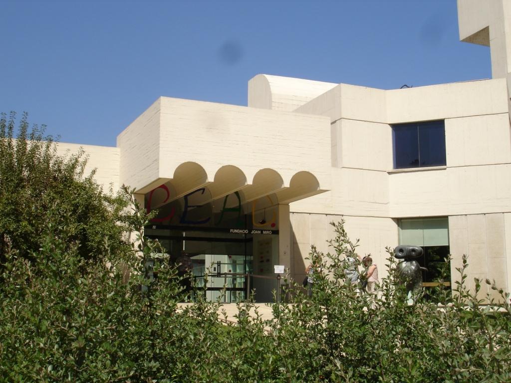 Музей Фонд Жоана. Автор: Becky Snyder. Фото:  www.flickr.com