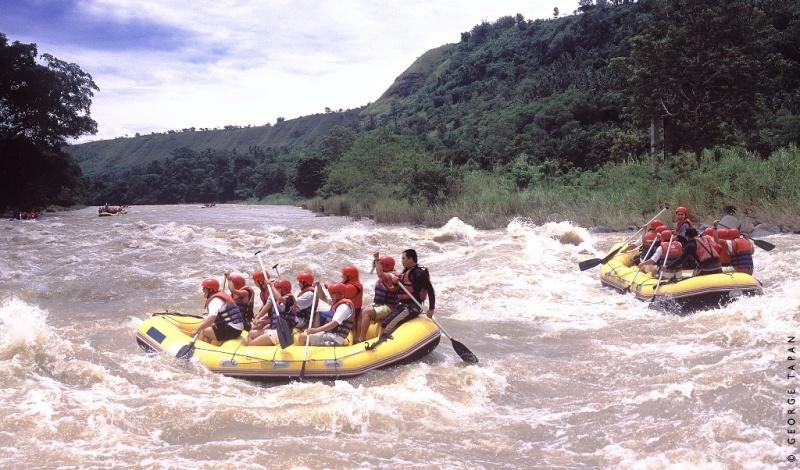 Сплав по реке в Давао. Фото с сайта tonkosti.ru