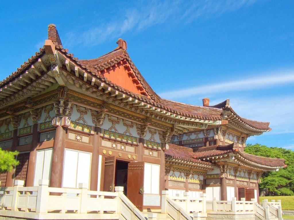 Могила короля Тонгмионга, Пхеньян. Автор: yeowatzup. Фото:  www.flickr.com