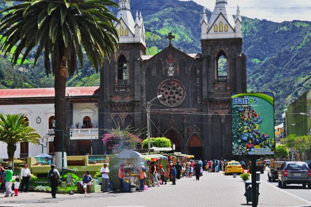 Эквадор. Автор: Rinaldo W. Фото:  www.flickr.com