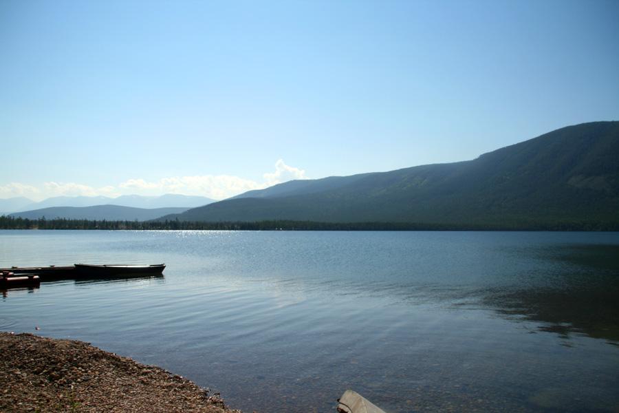 На берегу Большого озера Фото: Верменич Александр
