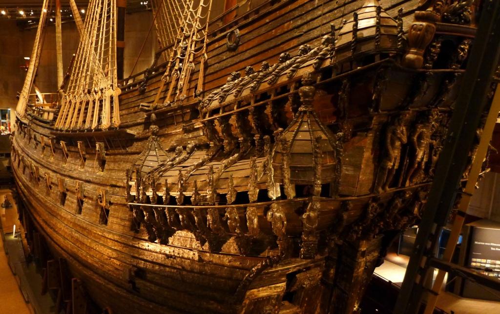 Корабль Васа. Автор: gordon.milligan. Фото:  www.flickr.com