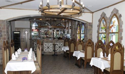 Ресторан. Фото: www.kamelotdk.com