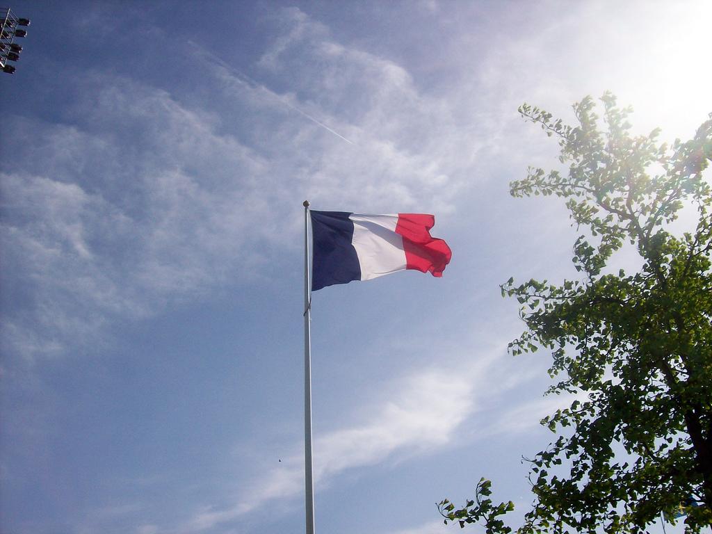 Официальный флаг. Автор: anthony040. Фото:  www.flickr.com