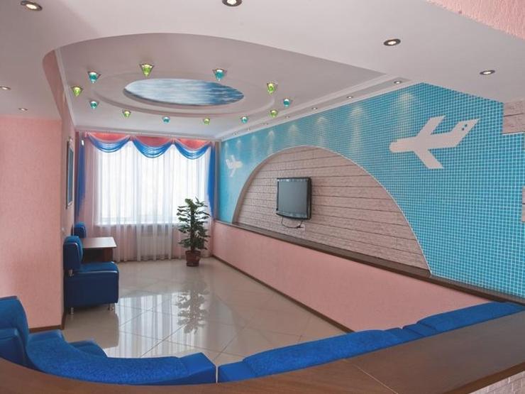 Холл. Фото: www.airaltay.ru